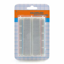 400 Contacts Points Mini Solderless Breadboard Protoboard PCB Test Board love