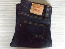Men's Levi Strauss & Co. 512 Bootcut Style Blue Jeans  W30 L36 Slim Tall Man