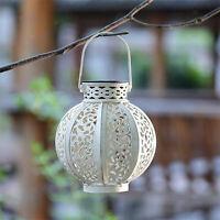 Solaire Lanterne En Plein Air Jardin Décoratif Suspendu LED Lumières Paysage