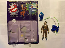 1987 Kenner The Real Ghostbusters Peter Venkman Figure Complete With Cardbacking
