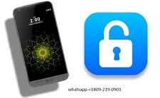 SIM UNLOCK SERVICE FOR LG G5 SPRINT LS992