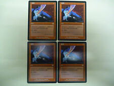 MTG Traditional CHINESE TORMENT 4X OVERMASTER (2NM-MT,1 LP, 1 LP w/dent)