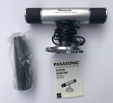 Vintage Panasonic Rp-8136 Stereo Table Microphone New in Box Original Owner