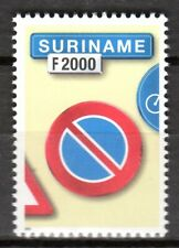 Suriname - 2001 Road Signs (V) -  Mi. 1776 MNH