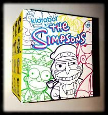 KIDROBOT The Simpsons Series 2 Blindbox Figure One Random Mystery Blind Box