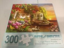 Bits And Pieces 300 Large Piece Puzzle Heaven On Earth