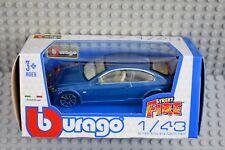 Bburago Street Fire 1:43 BMW 335i NOUVEAU & NEUF dans sa boîte