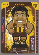 2015 Teamcoach Footy Pop-Ups Card -  Cyril Rioli