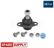 BALL JOINT FOR BMW MEYLE 316 010 0002 MEYLE-ORIGINAL QUALITY