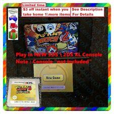 Yo-kai Watch 2 Fleshy Souls Nintendo 3ds Game