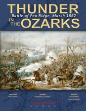 Revolution Wargames Thunder in the Ozarks: The Battle of Pea Ridge  New In Zip