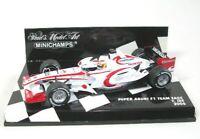 Super AGURI F1 SA05 No.23  Formel 1 2006 (Y. Ide) 1:43 Minichamps