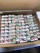 Vintage Lot Of Radio Tv Tubes Ge Itt Lindal Raytheon Rca 100 Tubes
