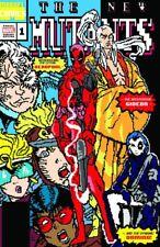 New Mutants #98 Homage 8-bit | In Hand