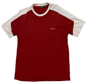 Men's Columbia T Shirt Sz M Casual outdoors hiking 100% cotton short sleeve VGC