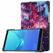 Hülle für Huawei MediaPad M5 8.4 + Touch-Pen Tablet Schutztasche Slim Etui Cover