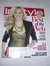 InStyle (In Style) Magazine November 2009 w/ Reese Witherspoon INSIDE=EXCELLENT!