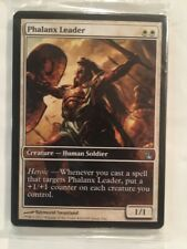 1 PROMO Phalanx Leader White Game Day Mtg Magic Rare 1x x1