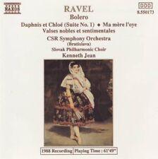 Ravel - Bolero - Daphnis et chloe (Kenneth Jean) CD
