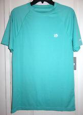 SOUTHERN TIDE Men's Green Moisture Wicking UPF 50 Short Sleeve Shirt Small NEW