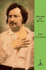 Modern Library Ser.: Lost Illusions by Honore de Balzac (1997, Hardcover)