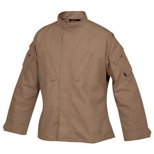Military Tactical Response Uniform Shirt by TRU SPEC 1269 - COYOTE BROWN