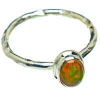 Ethiopian Opal 925 Sterling Silver Ring Size 9 Ana Co Jewelry R47704F
