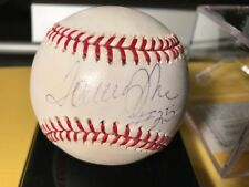 Official AUTOGRAPHED Baseball - Tommy John - Dodgers, Yankees, Chisox!