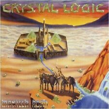 MANILLA ROAD - Crystal Logic  [Re-Release] CD