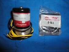 NEW IN BOX W/BRACKET HUMPHREY 125E131021361205060 GENERAL PURPOSE VALVE 0-175PSI