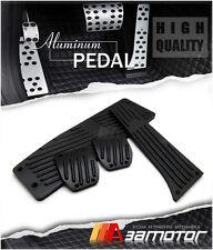 BMW MANUAL MT ALUMINUM PEDAL SET MATTE BLACK COLOR E46 E90 E93 E92 4PCS pep6