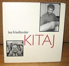 SIGNED Lee Friedlander Maria R B Kitaj HC 1st Ed Photographs