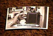 SUPERMAN TRADING CARD #45 TOPPS 1965 NM