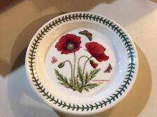 1 Portmeirion  Botanic Garden Poppy Salad Plate NWT Made in England