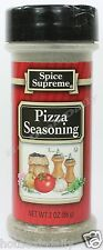 Spice Supreme® PIZZA SEASONING new fresh USA MADE season spices cooking italian
