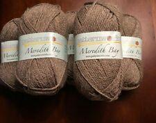Patternworks Meredith Bay Heathers yarn Dk wool/alpaca blend Shade- Beige Qty. 5