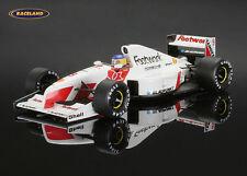 Footwork FA12 Porsche V12 F1 GP Monaco 1991 Michele Alboreto Spark 1:43 S3980
