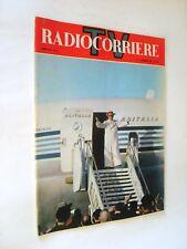 Radio Corriere TV n 3 gennaio 1964  Paolo VI
