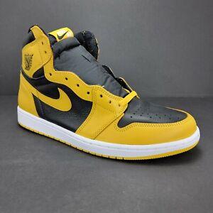 Nike Air Jordan 1 Retro High OG Pollen 2021 555088-701 Men's Size 12 Free Ship