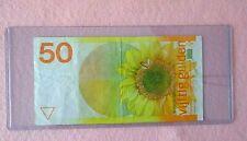 50 VIJFTIG GULDEN BANK NOTE from DE NE DERLANDSCHE BANK NV, PAPER MONEY, 1982