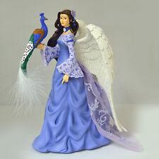 Wings of Generosity  - Nene Thomas Angel Figurine with Owl - Bradford Exchange