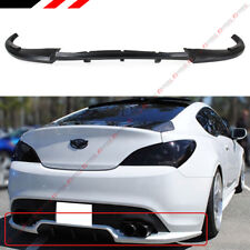 FOR 2010-16 HYUNDAI GENESIS COUPE WALKER STYLE REAR BUMPER LIP SPOILER DIFFUSER