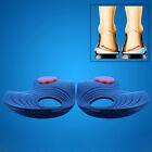 2pcs Footful Orthotic Massaging Insole Shoe Insert Plantar Fasciitis Pain Relief