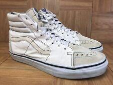 RARE🔥 VANS Vault Sk8-Hi Loomstate Organic Materials Sz 9.5 Men's Shoes