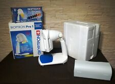 Zepter Bioptron PRO1 LAMP Light Therapy + 7 COLOR  IN BOXes + extra bulb!