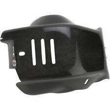 Protección Del Motor Skid Placa antiempotramiento CARBONO PARA KTM SX EXC 350