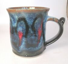 Stoneware Tea Coffee Mug AS Handmade Steve Woodhead Ceramics