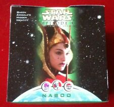 Star Wars Episode I - Queen Amidala's Hidden Identity - Toy & Box - From KFC