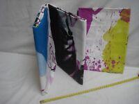 parure housse de couette 140 cm x 200 cm + taie d'oreiller, Disney Violetta