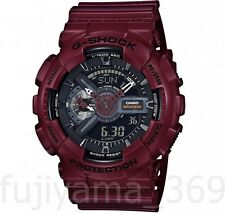 NEW CASIO G-SHOCK GA-110EW-4AJF World time 48 City Watch MEN Free/S from JAPAN